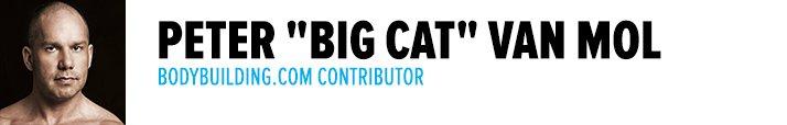 Peter 'Big Cat' van Mol