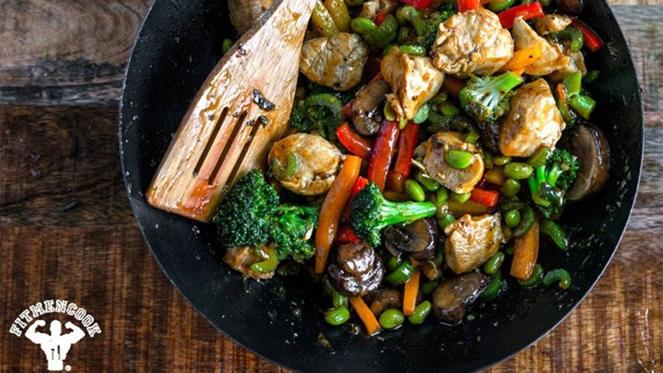 The Perfect Healthy Stir-Fry!