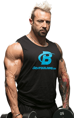Kris Gethin transparent png
