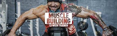 Kris Gethin's 12-Week Muscle-Building Trainer wide header image