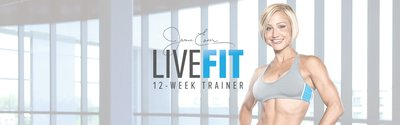 Jamie Eason's LiveFit Trainer - Your 12-Week Transformation Plan! wide header image