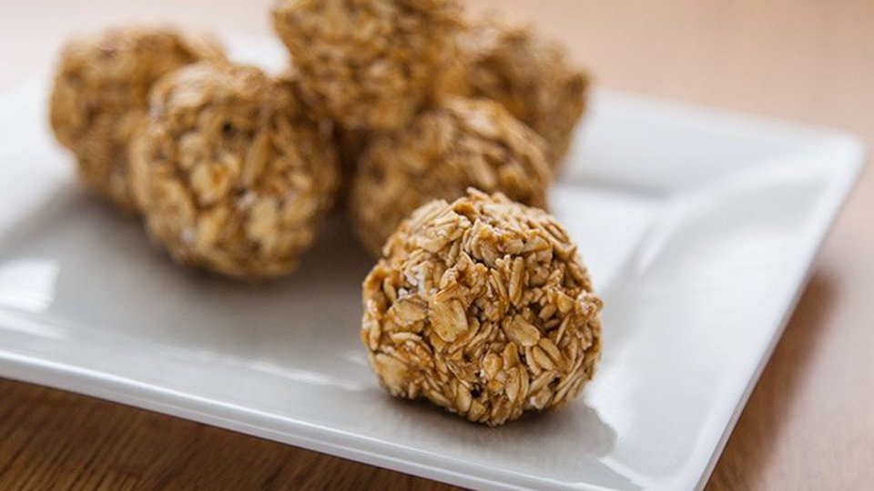 Protein Oat Balls