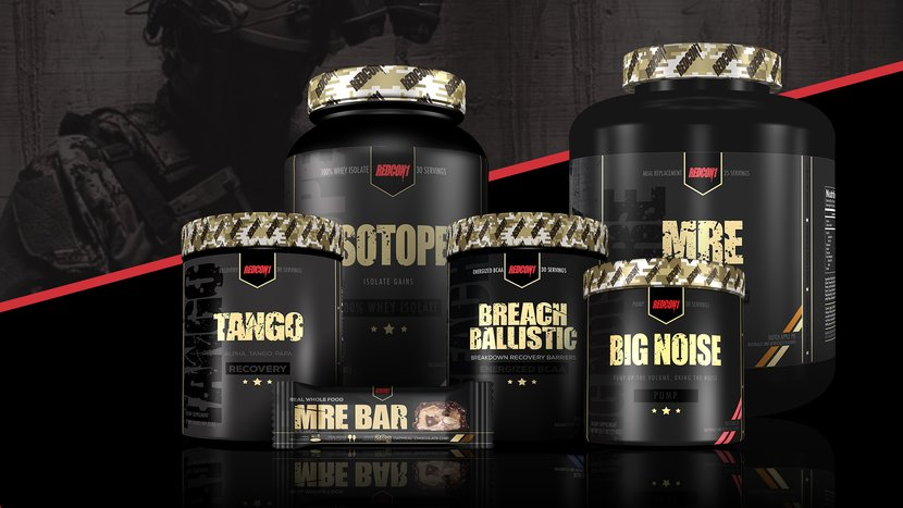 Supplement Company Of The Month: RedCon1