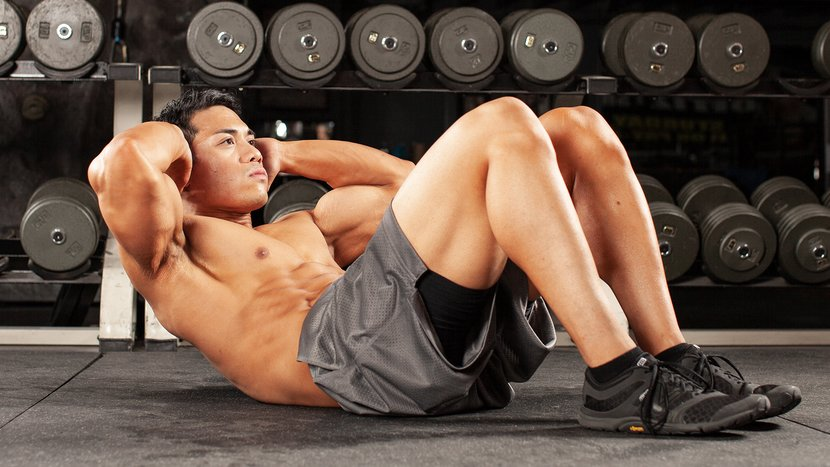 The Best Ab Workout For A Six-Pack
