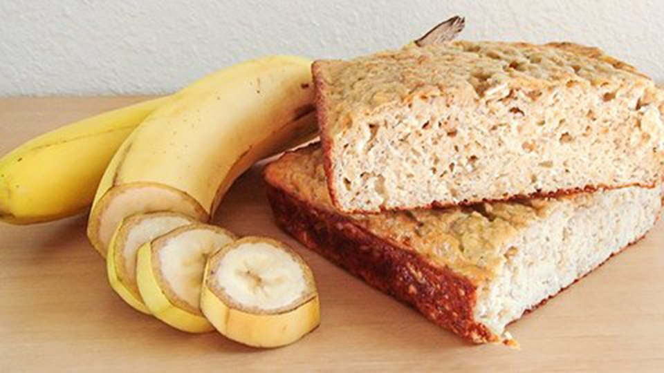 All-Protein Banana Loaves