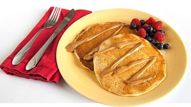 All recipes kefir pancakes a great protein pancake recipe forumfinder Images