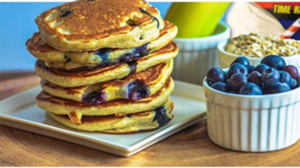 Fitmencook Lean Pro8, Blueberry Pancakes