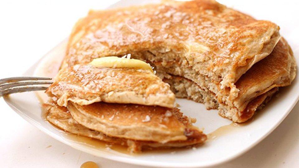 Protein Pow Protein Pancakes