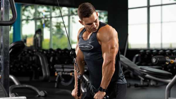 3 Moves For Monster Triceps