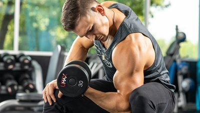 3 Moves to Complete Your Biceps!