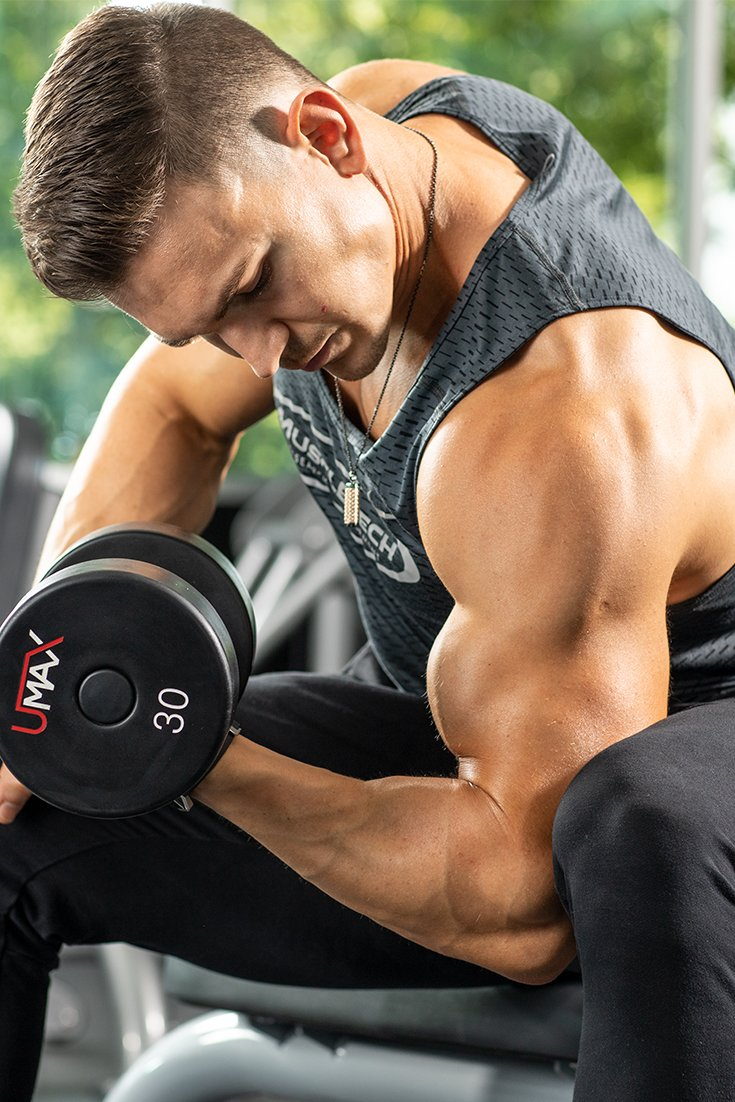 Three bicep isolation moves you need to try