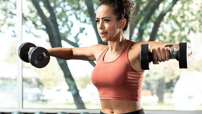 5 Ways to Spice Up Your Lateral Raises