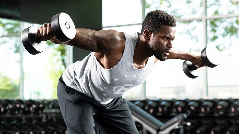 Maximum muscle growth exercises