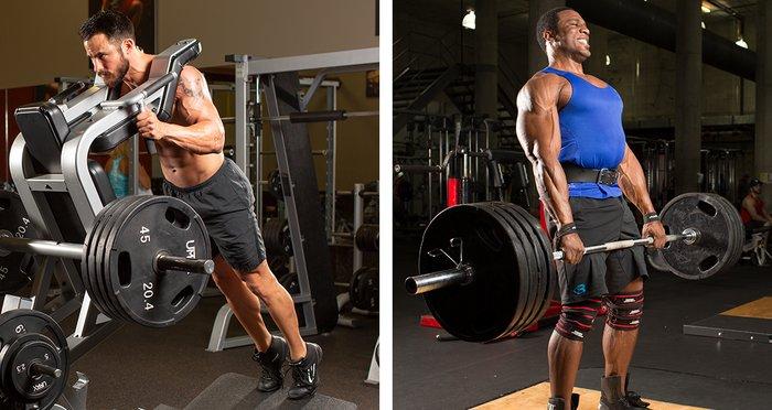 Ya que no está después del volumen, no necesitará entrenar con pesos particularmente pesados.  En cambio, mantenga la resistencia y las repeticiones más moderadas.  Objetivo para series de 12-15 repeticiones para ejercicios de la parte superior del cuerpo y 12-20 para ejercicios de la parte inferior del cuerpo.
