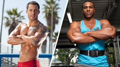 Beach Body or Bodybuilder? How Men Should Train and Eat for Each