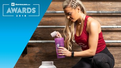 Bodybuilding.com Awards 2018: Protein of the Year