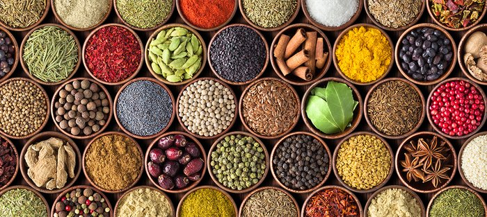 Spices are an easy way to change the taste of your food, without adding many calories or messing up your macros.