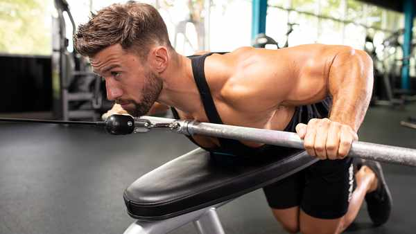 Julian Smith's 5 Signature Moves for a Crowded Gym