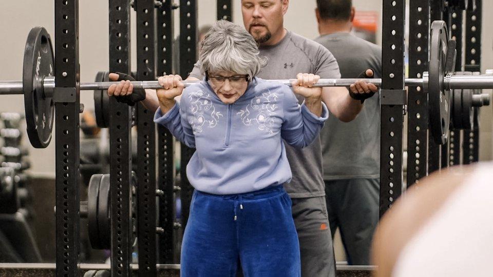 Meet The Powerlifting Grandma, And Train Like Her!