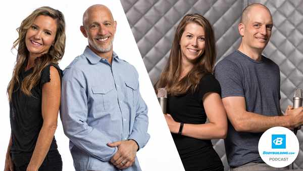 Podcast Episode 50: The Foundations of Fitness Nutrition