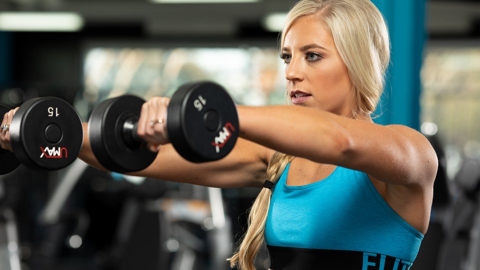 Shoulder Workouts For Women: 4 Workouts To Build Size And Shape