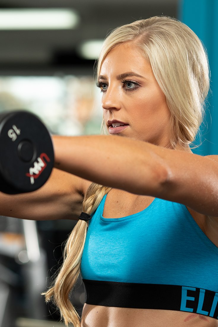 Shoulder Workouts For Women: 4 Workouts To Build Size And