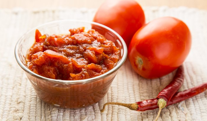 Chipotle Tomato Jam