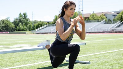 Student-Body Booty: Sculpt Your Glutes This Fall