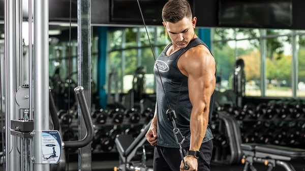 The Meanest Mean-Ass Arm Workout Yet From Abel Albonetti