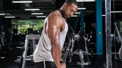 4 Secrets For Titanic Triceps