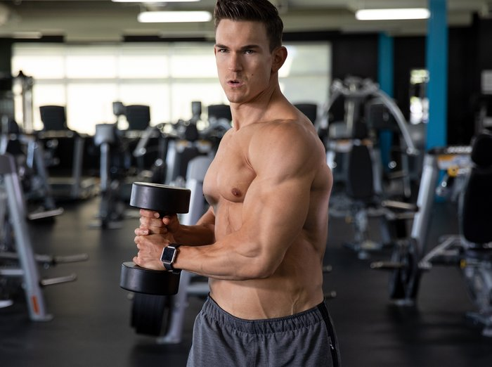 Tip 2: Lift Slowly, Lower Even More Slowly During Your Workout