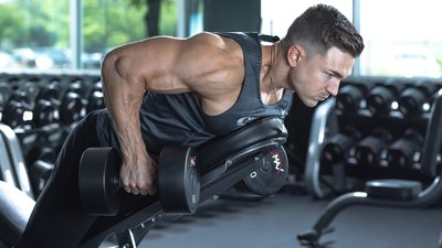One Tip To Maximize Your Dumbbell Row