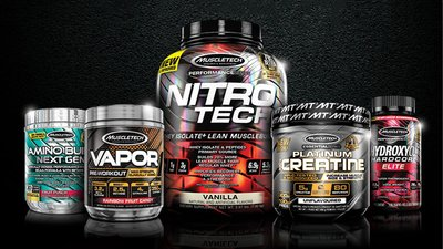 Supplement Company of the Month: MuscleTech