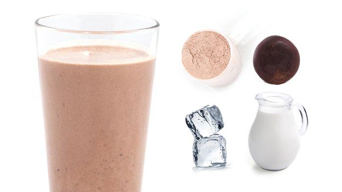 bad girl protein shake
