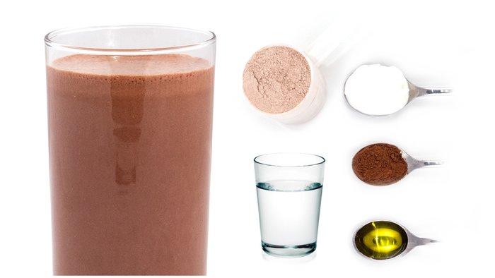 chocolate lovers protein shake