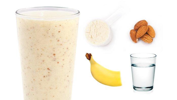 mass gainer protein shake
