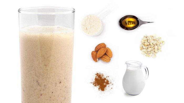 oatmeal protein shake
