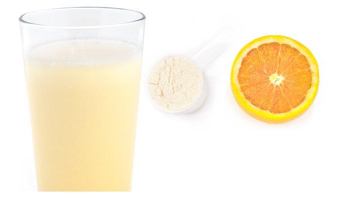 protein shake quick start