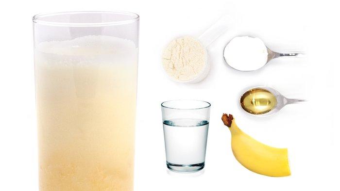 tropical treat protein shake