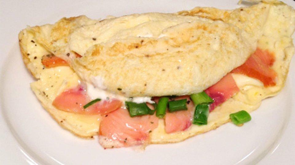 Alaskan Omelet