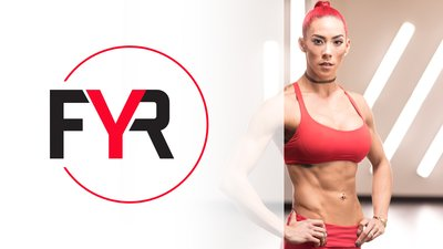 FYR: Hannah Eden's 30-Day Fitness Plan mobile header image
