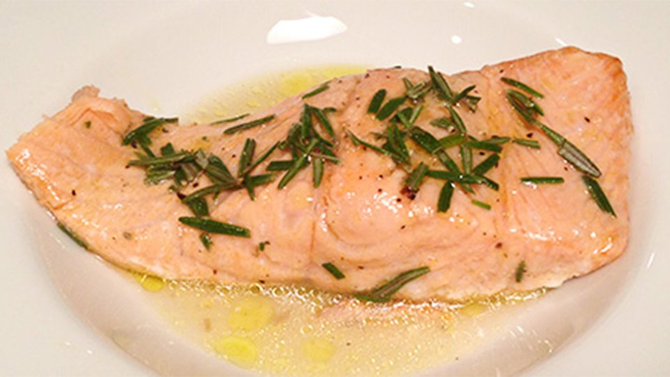 Rosemary Marinated Salmon