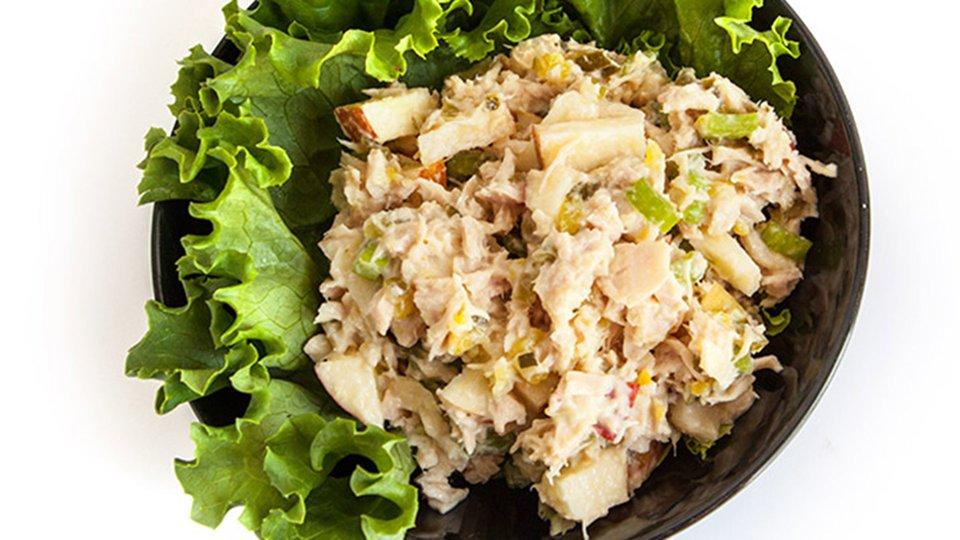 Tuna Apple Salad