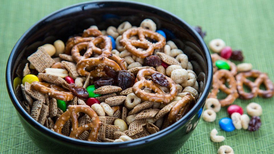 Sweet And Salty Party Mix