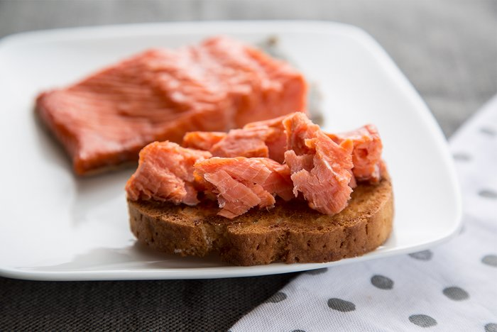 Bring On the Smoked-Salmon Toast