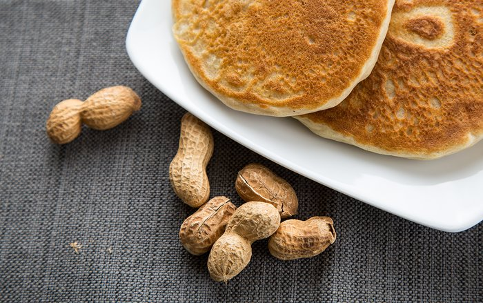 Put Peanut Butter in Your Pancakes