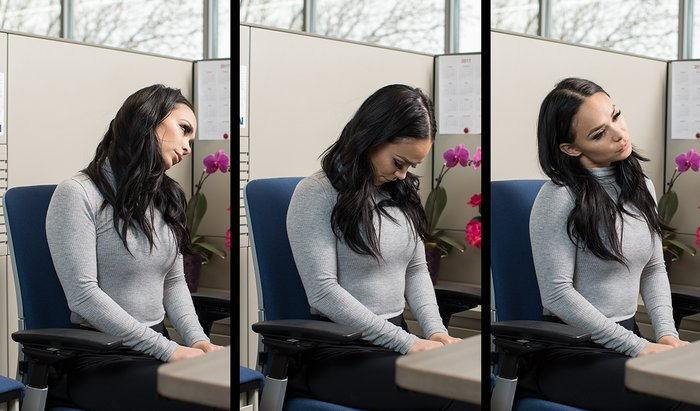 6 Stretches You Can Do At Your Desk
