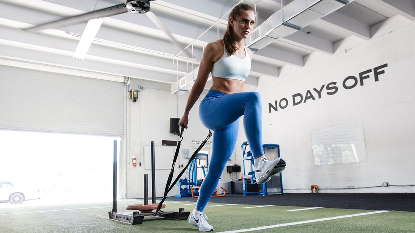 Athletic Abs: Interview With Olympian Alysha Newman