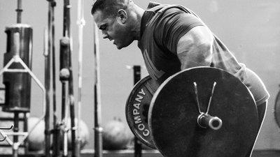 Evan Centopani's Big Lifts, Big Back Routine