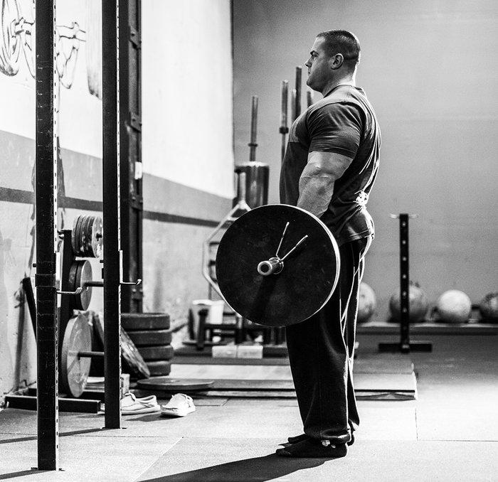 Evan Centopani S Big Lifts Big Back Routine